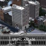 [MOD] Spring arcade building ロサンゼルス市 スプリングアーケードビル