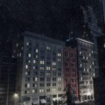 シティーズ・スカイライン Puck Grand entrance building NY市 パックビルのエントランス部分MOD