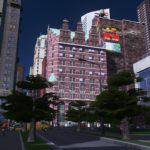 シティーズ・スカイライン Freitagh building(Wolfe Building) NY市 ウォルフ・ビル MOD