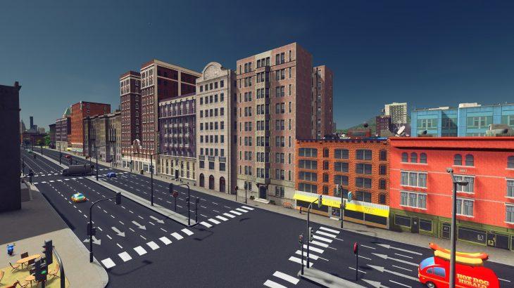 シティーズ・スカイライン Hudson apartments NY市 ハドソンアパート MOD