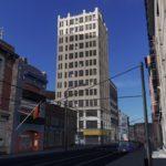 シティーズ・スカイライン Lafayette Towers NY市 ラファイエットタワー MOD