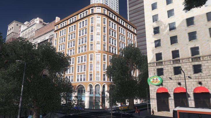 [MOD] Goelet Building NY市 ゴレットビル