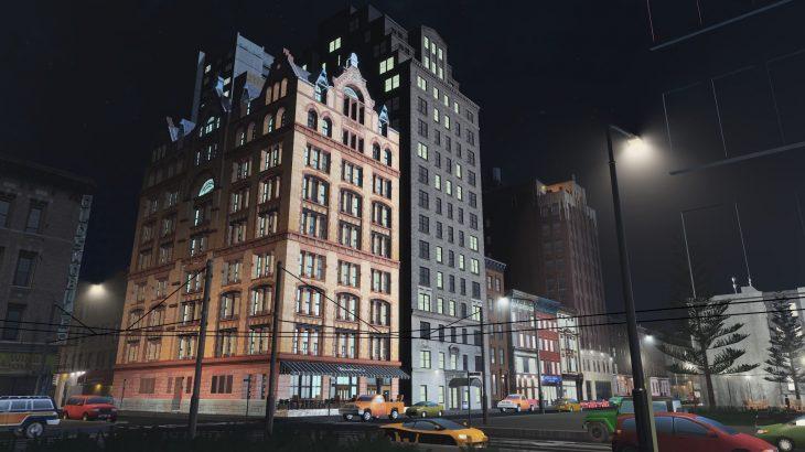 [MOD] Flemish Smith Apartments NY市 フレミッシュ・スミス アパート