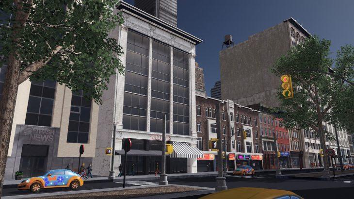 [MOD] Mortgage guarantee building ロサンゼル市 住宅ローン補償ビル