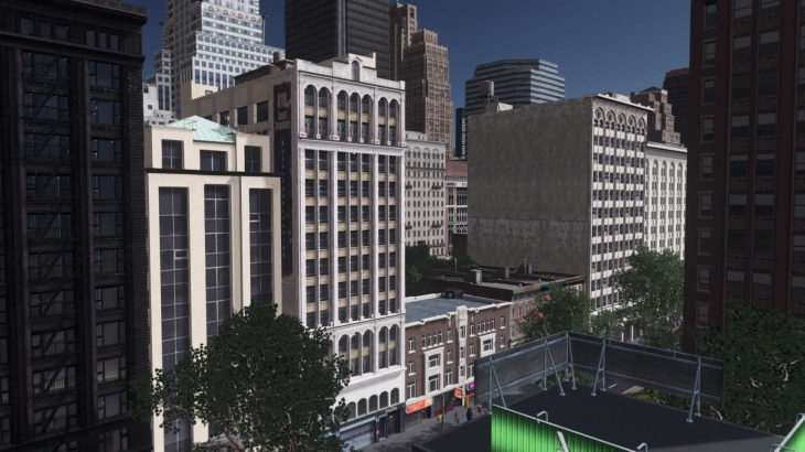 [MOD] Wurlitzer Building ワーリッツァー・ビル(ロサンゼルス市)