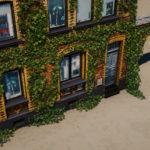 シティーズ・スカイライン Green Ivy 緑色のツタの外装用MOD