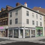 シティーズ・スカイライン York Corner Shop 1 イギリス・ヨークにある小売店MOD