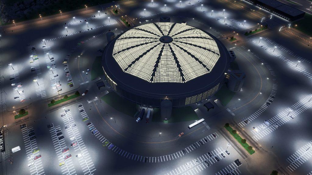 シティーズ・スカイライン Astrodome ヒューストン・アストロズ アストロドーム