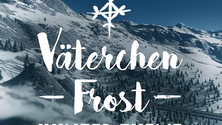 シティーズ・スカイライン Väterchen Frost – Winter theme 冬の山間部マップ追加MOD