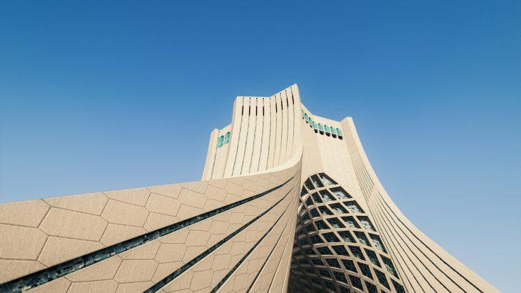 シティーズ・スカイライン Azadi Tower イラン アーザーディー・タワーMOD