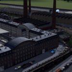 シティーズ・スカイライン Cargo Terminal Station 貨物ターミナル駅Mod