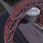 シティーズ・スカイライン The picturesque bridge_Moscow モスクワ ジュヴォピスニ橋Mod