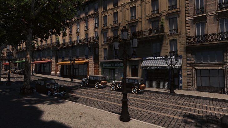 シティーズ・スカイライン French Lamp Pack [Paris] フランスの街灯Mod