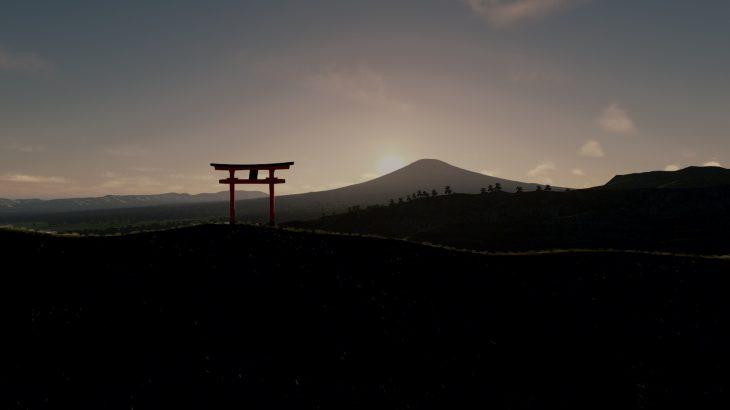 シティーズ・スカイライン 富士山Map Mod