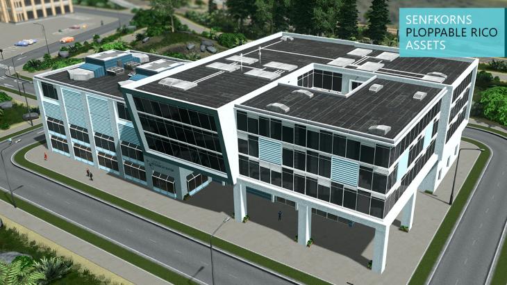 シティーズ・スカイライン CRC がん研究センター