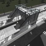 シティーズ・スカイライン Tomashavn Train Station (2-track)  2線路駅Mod