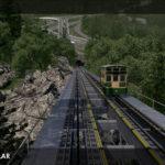 シティーズ・スカイライン Funicular Tracks (Bidirectional) 双方向ケーブルカー軌道Mod