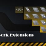 シティーズ・スカイライン Network Extensions Project 道路の種類を拡張するMod