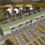 シティーズ・スカイライン Large Natural Gas Power Station 天然ガス発電所Mod