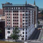 シティーズ・スカイライン Hotel Touraine ボストン トゥレーヌ ホテルMod