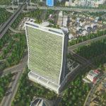 シティーズ・スカイライン Quad Perpetuality 高層ビルMod