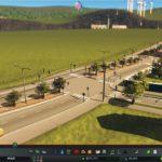 [Mod]シティーズ・スカイライン Suburban Powerline 郊外向けの電線と電柱