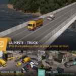 [Mod]新DLC Cities: Skylines – Industries向け郵便関連Mod 第2弾